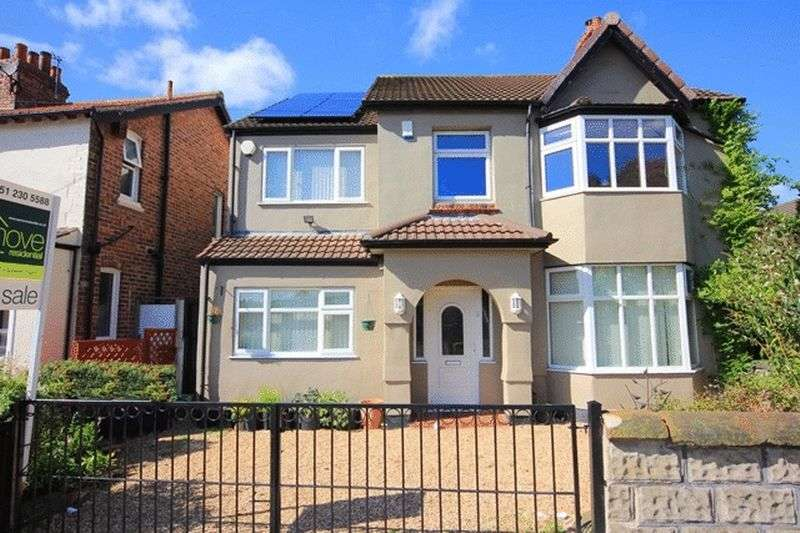 4 Bedrooms Detached House for sale in East Prescot Road, Knotty Ash, Liverpool, L14