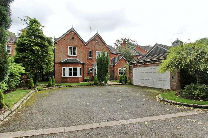 5 Bedrooms Detached House for sale in New Hall Road, Broughton Park, Salford 7