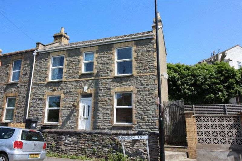 2 Bedrooms House for sale in Snowdon Road, Fishponds