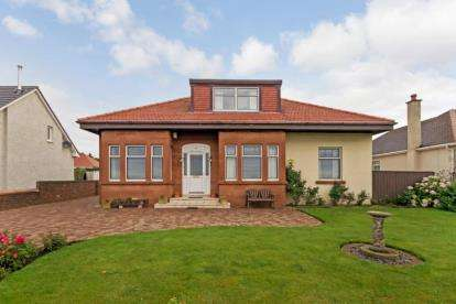 3 Bedrooms Bungalow for sale in North Crescent Road, Ardrossan, North Ayrshire