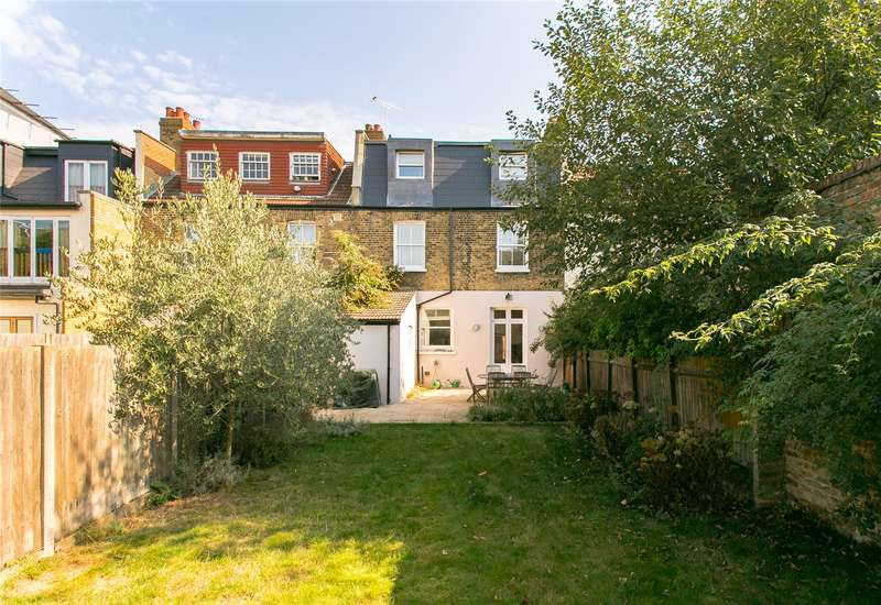5 Bedrooms House for sale in Laitwood Road, London, SW12