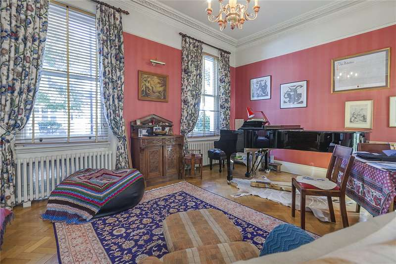 5 Bedrooms Semi Detached House for sale in Dartmouth Row, London, SE10