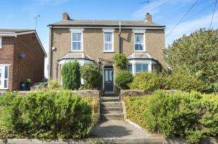 4 Bedrooms Detached House for sale in Shirehall Road, Dartford, Kent