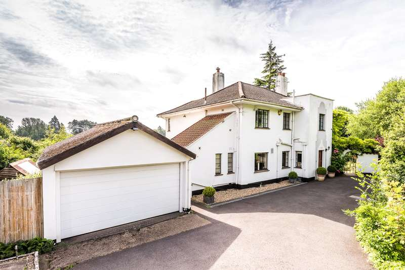 4 Bedrooms Detached House for sale in Pebblehill Road, Betchworth, RH3