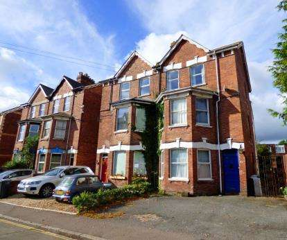 8 Bedrooms End Of Terrace House for sale in Exeter, Devon