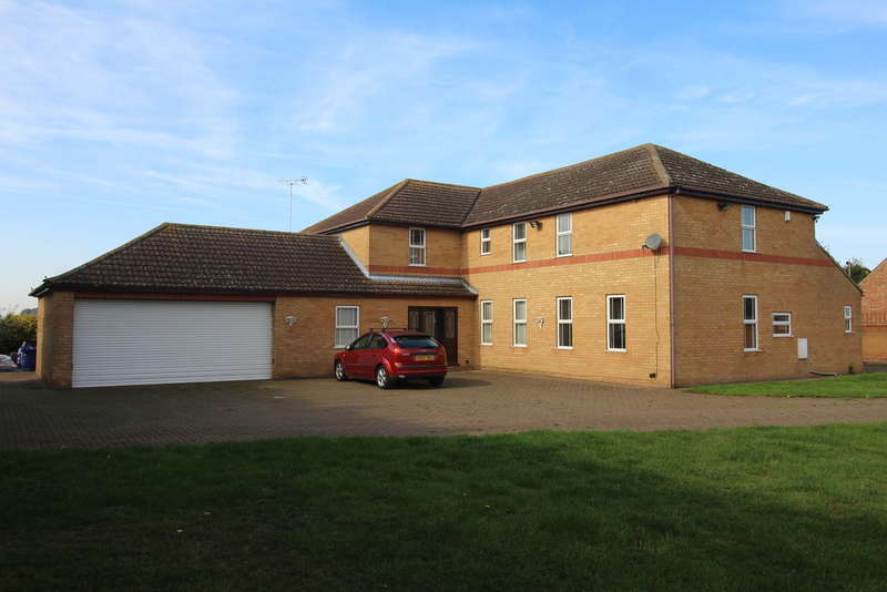 4 Bedrooms Detached House for sale in Ashley House, Conquest Drove, Farcet, Peterborough, PE7 3DH