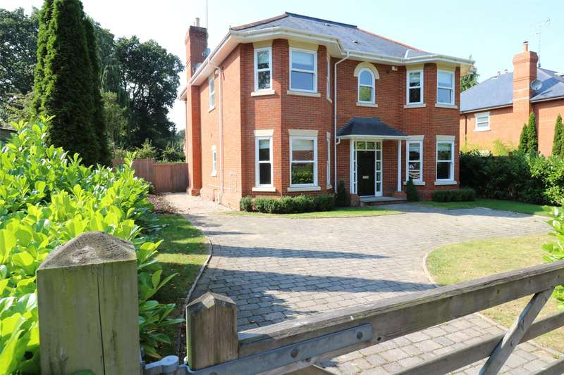 5 Bedrooms Detached House for sale in The Avenue, Crowthorne, Berkshire, RG45