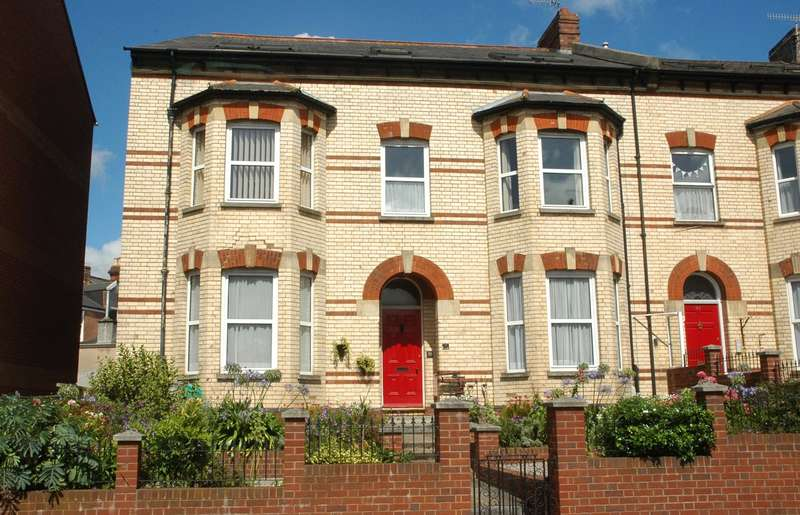 8 Bedrooms Semi Detached House for sale in St Leonards, Exeter