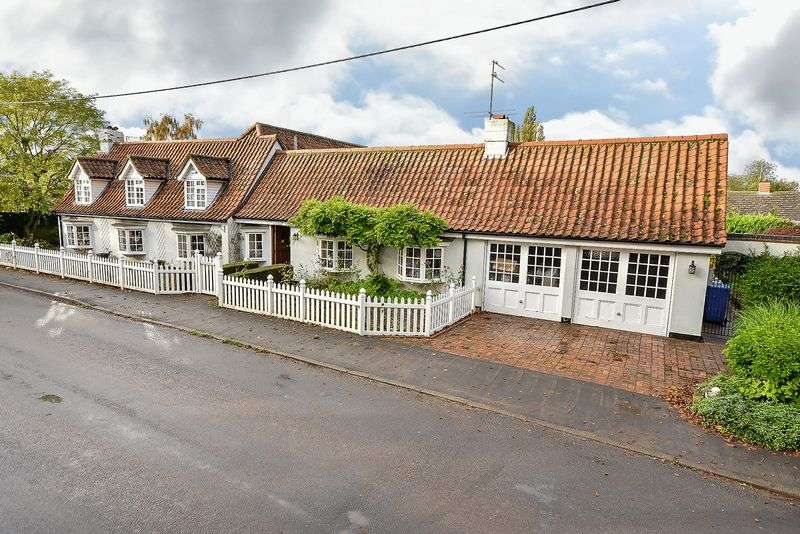 3 Bedrooms Detached House for sale in Middlegate Road, Frampton