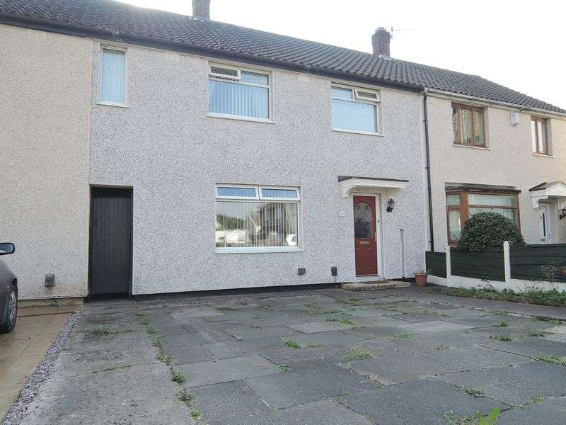 4 Bedrooms Terraced House for sale in Tipton Drive, Manchester