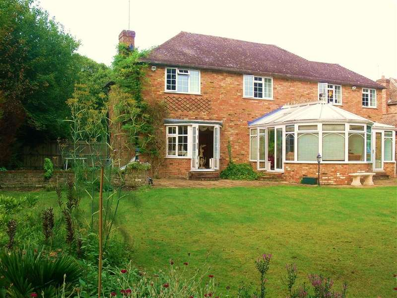 5 Bedrooms Detached House for sale in Romsey Drive, Farnham Common, SL2