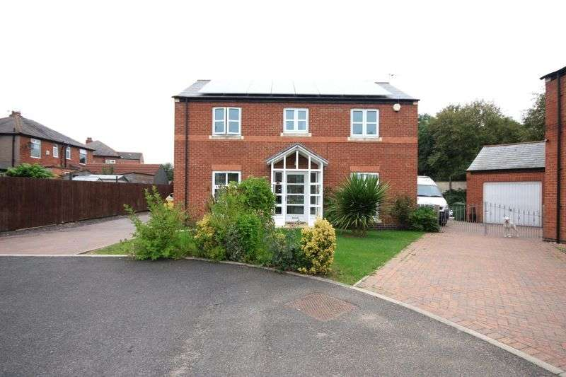 6 Bedrooms Detached House for sale in Birch Grove, Darlington