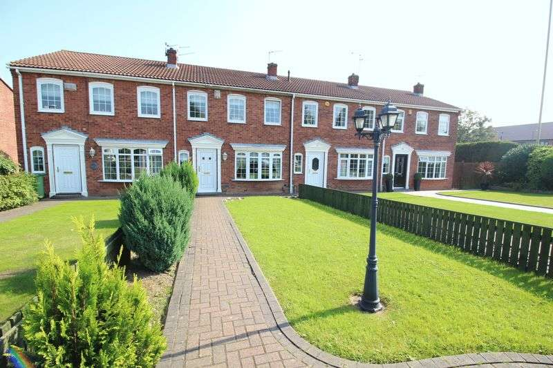 3 Bedrooms Terraced House for sale in St. Josephs Court, Hebburn