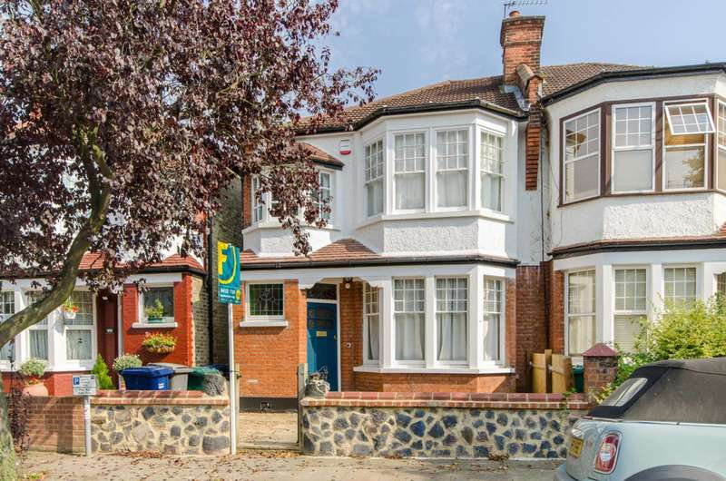 4 Bedrooms House for sale in Limes Avenue, Woodside Park, N12
