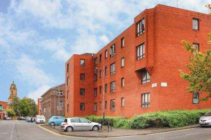 1 Bedroom Flat for sale in Garnet Court, Glasgow