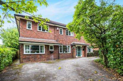 5 Bedrooms Detached House for sale in Park Lane, Sandbach, Cheshire