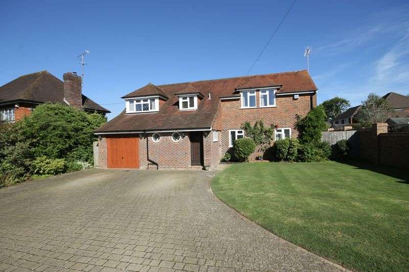 4 Bedrooms Detached House for sale in Keymer Road, Burgess Hill, West Sussex