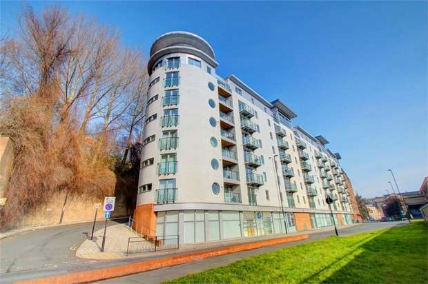 3 Bedrooms Flat for sale in Hanover Mill, Newcastle upon Tyne, Tyne and Wear, UK