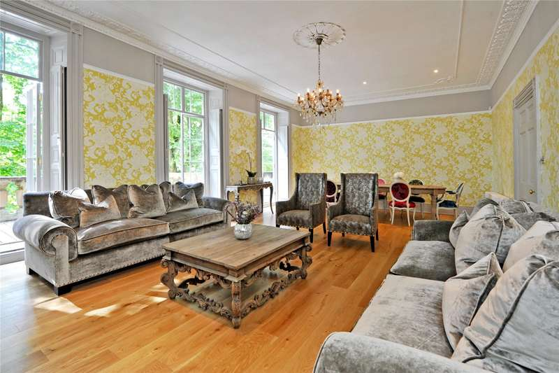5 Bedrooms Terraced House for sale in Great George Street, Bristol, BS1