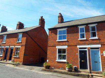 2 Bedrooms End Of Terrace House for sale in Stetchworth, Newmarket, Cambridgeshire
