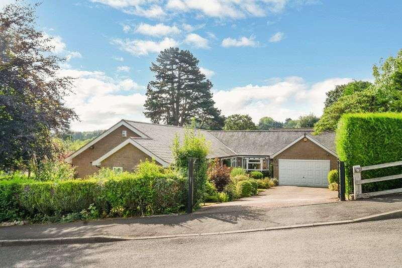 4 Bedrooms Detached Bungalow for sale in Paterson Drive, Woodhouse Eaves