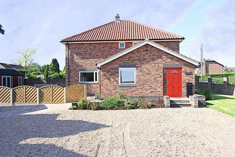 4 Bedrooms Detached House for sale in Town Street, Barrow-Upon-Humber