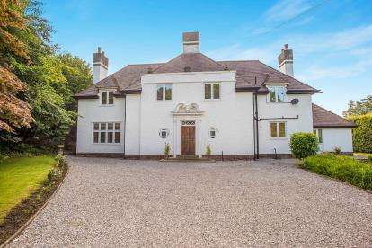 4 Bedrooms Detached House for sale in Quernmore Road, Lancaster, ., LA1