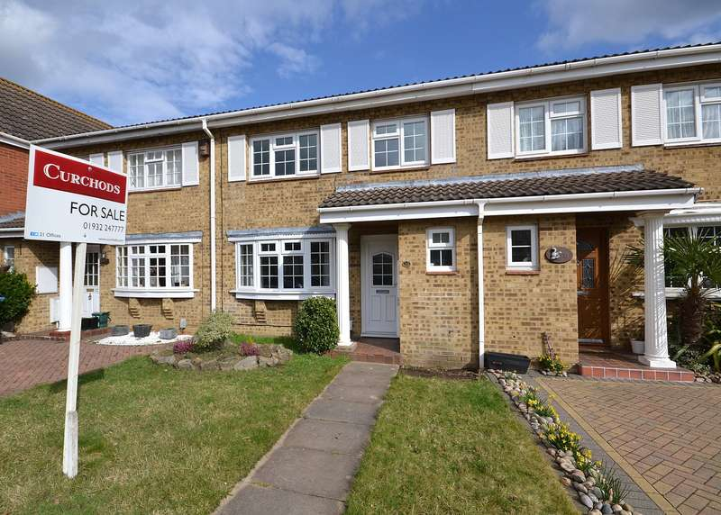 Terraced house in  Stamford Road  Walton-on-thames  KT12  Richmond