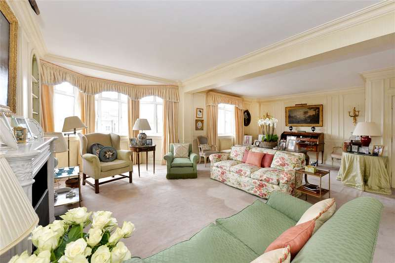 Flat in  Onslow Crescent  London  SW7  Richmond