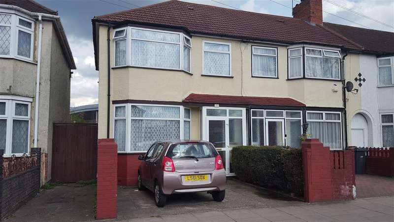Semi Detached in  Brent Road  Southall  UB2  Richmond