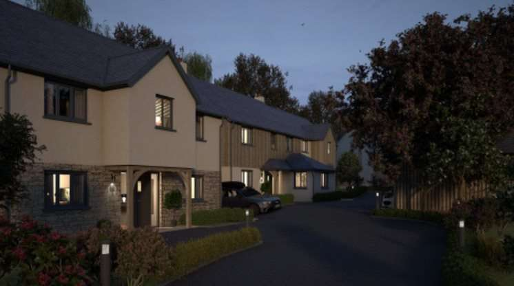 Plot Of Land In Paddock Close Shaftesbury SP7 Sp3 6bn Nadder And East Knoyle