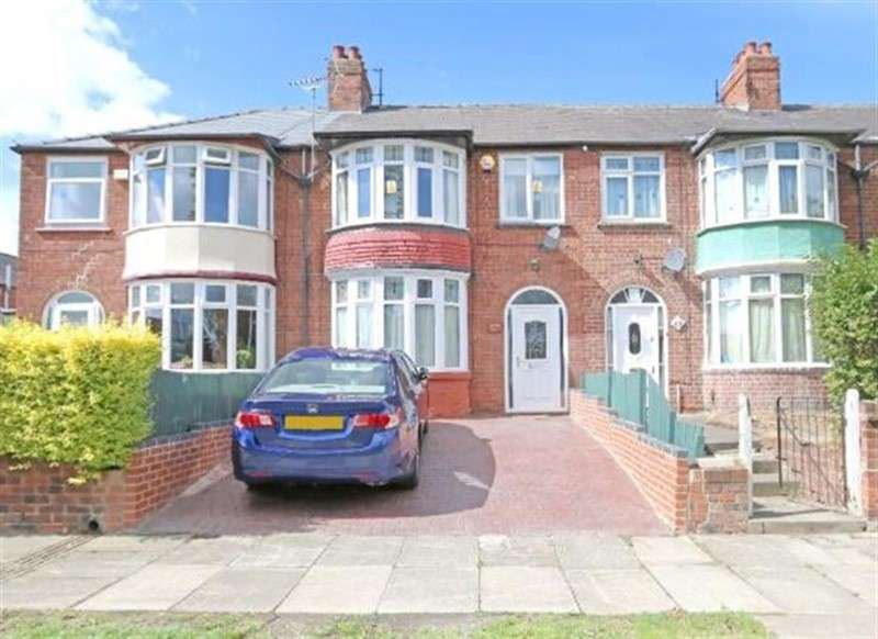 3 Bedroom House For Sale In Lothian Road Middlesbrough Cleveland TS4