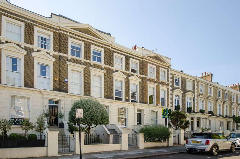 Terraced house in  Clifton Hill  St. Johns Wood  NW8  Richmond
