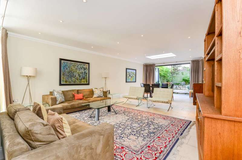 Flat in  Cornwall Gardens  Kensington  SW7  Richmond