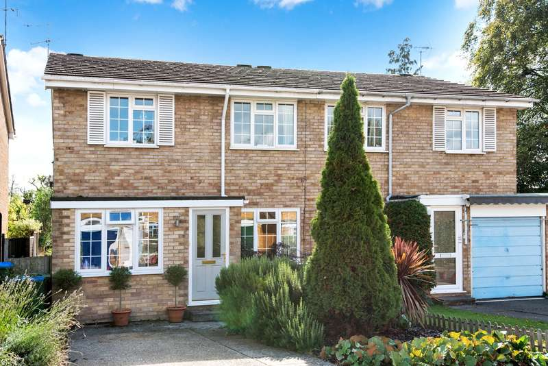 Semi Detached in  Haleswood  Cobham  KT11  Richmond