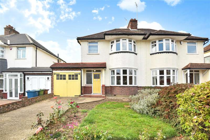 Semi Detached in  Cannon Lane  Pinner  HA5  Richmond