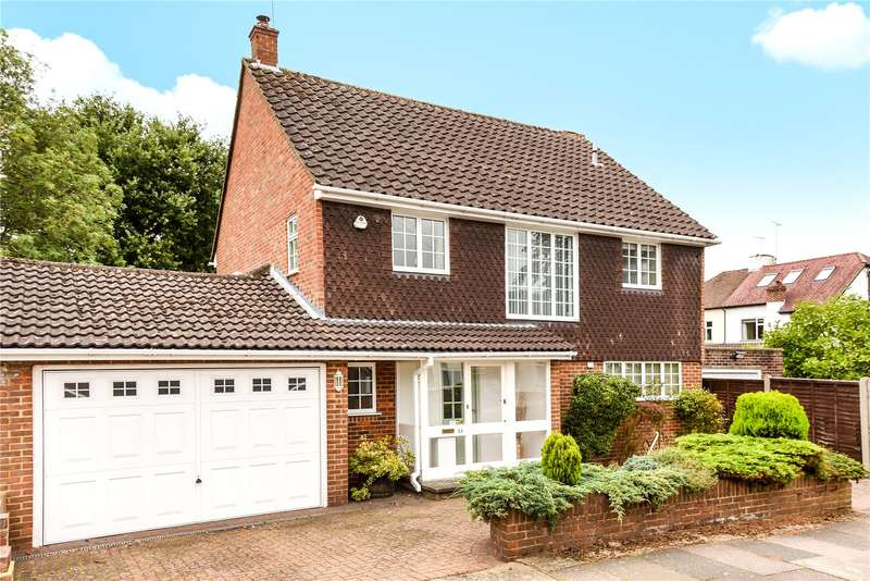 Detached house in  Evelyn Avenue  Ruislip  Middlesex  HA4  Richmond