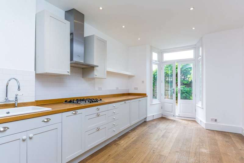 Terraced house in  Church Path  London  W4  Chiswick