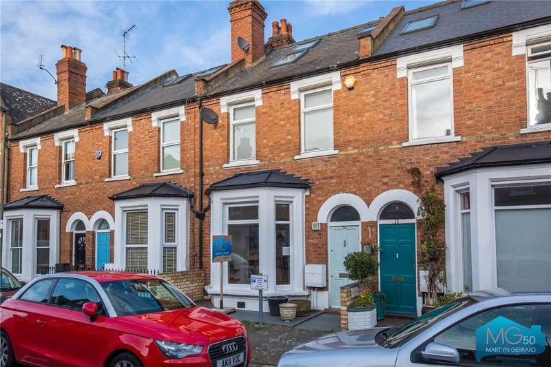 Terraced house in  Prospect Road  Childs Hill  London  NW2  Richmond