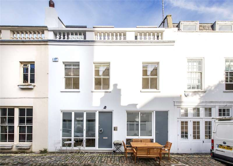 House in  Sussex Mews West  London  W2  Richmond