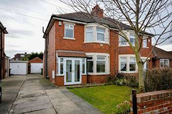 3 Bedrooms Semi Detached House for sale in Sherwood Grove, York