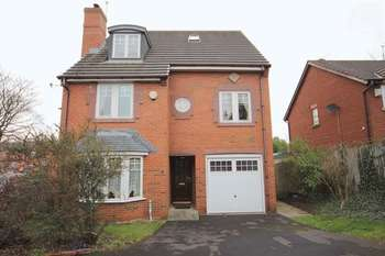 5 Bedrooms Detached House for sale in Halsnead Close, Wavertree, Liverpool, L15