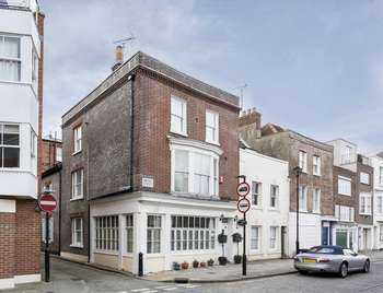 4 Bedrooms House for sale in Broad Street, Old Portsmouth