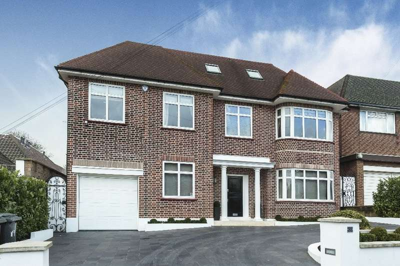 6 Bedrooms House for sale in Fairholme Gardens, Finchley, N3