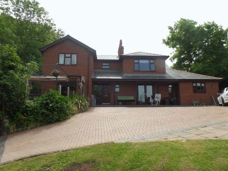5 Bedrooms Detached House for sale in Pandy Lane Dyserth