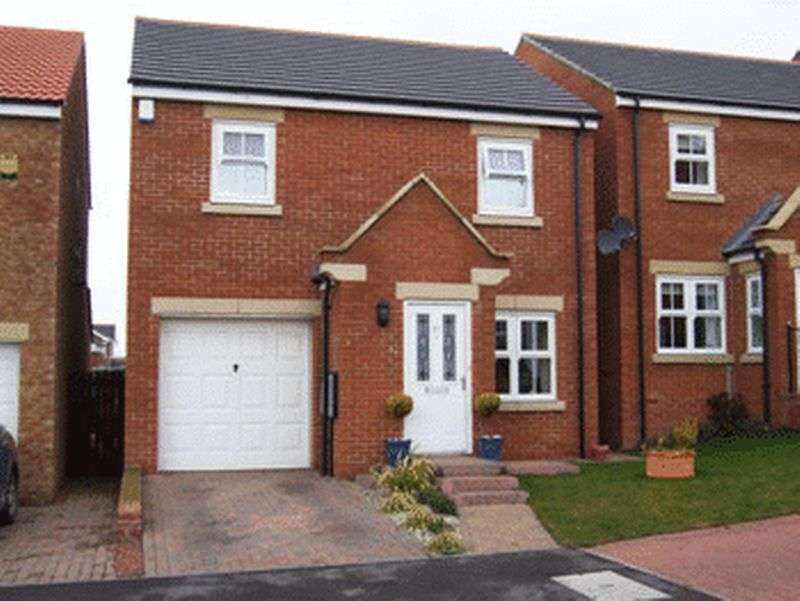 3 Bedrooms Detached House for sale in Elmfield, Houghton Le Spring
