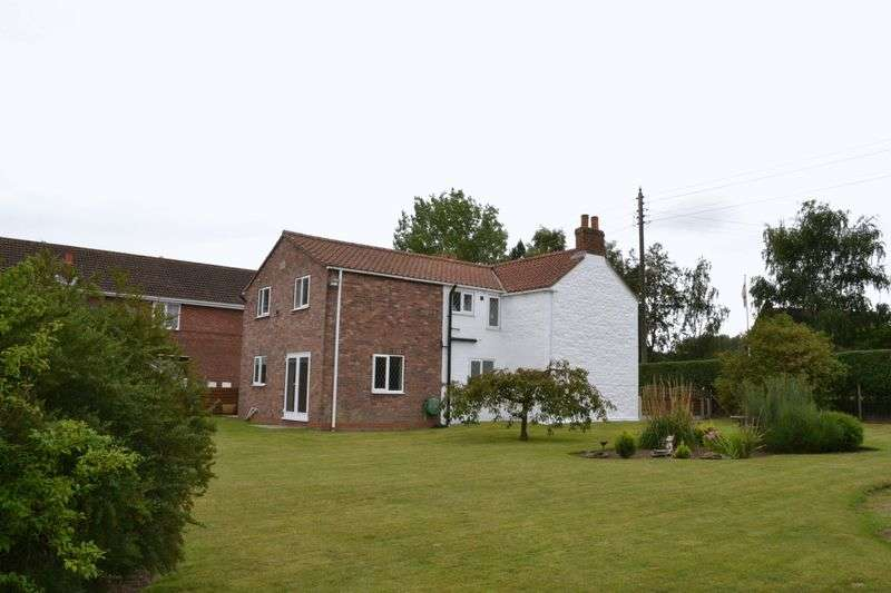5 Bedrooms Cottage House for sale in Brigg Road, Wressle, Brigg, DN20