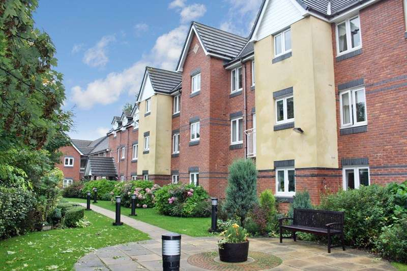 2 Bedrooms Retirement Property for sale in Willow Bank Court, East Boldon, NE36 0ER