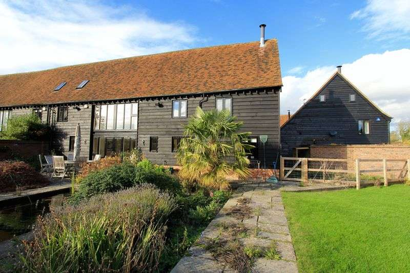 4 Bedrooms Terraced House for sale in Potter Row, Great Missenden