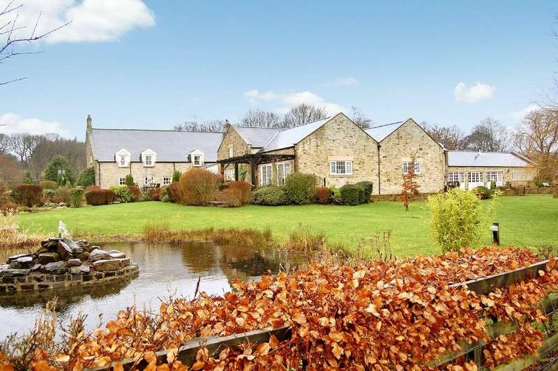 6 Bedrooms House for sale in Lintzford Road, Rowlands Gill